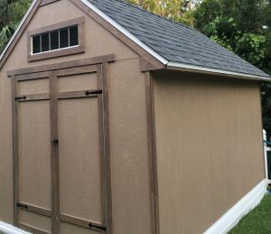 Turning a Ordinary Shed into a She Shed