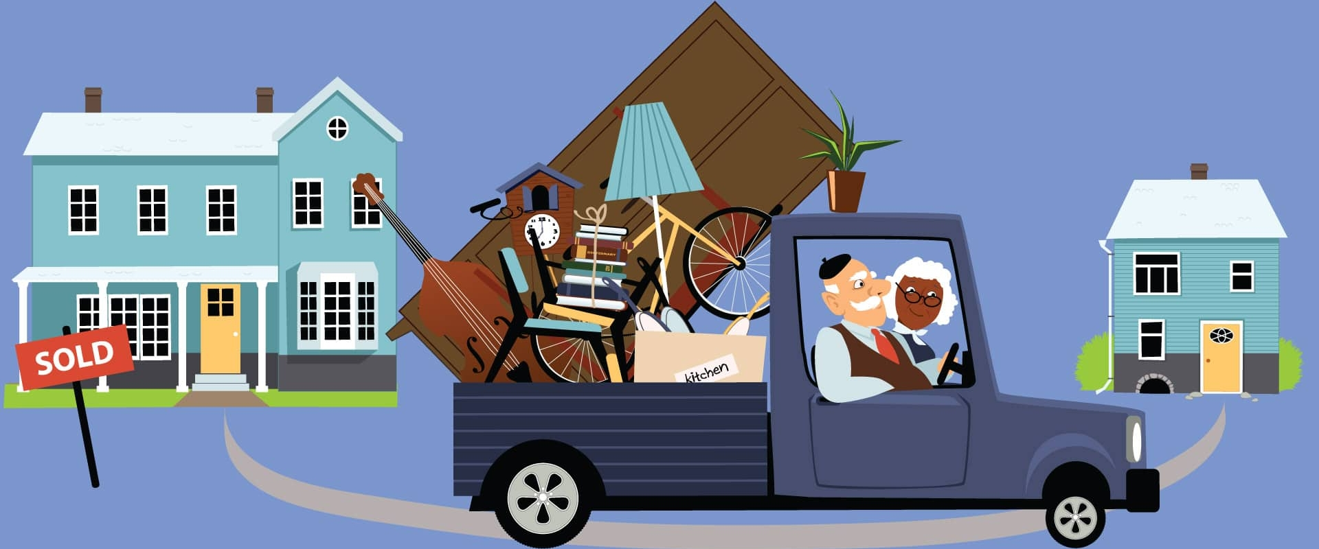Decluttering; Downsizing; Transitioning Your Home